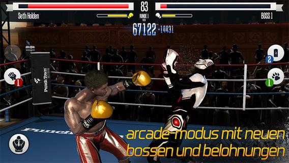Screenshot 4 Real Boxing