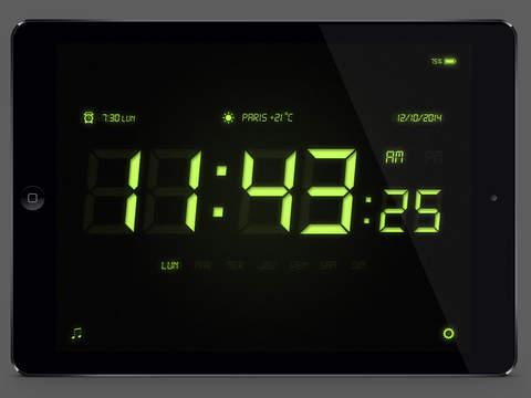 Alarm Clock 7+ iPad
