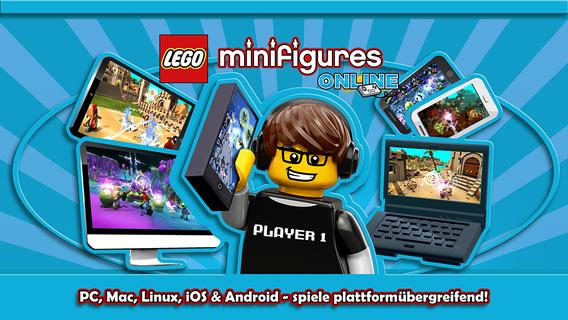 Screenshot 5 LEGO® Minifigures Online