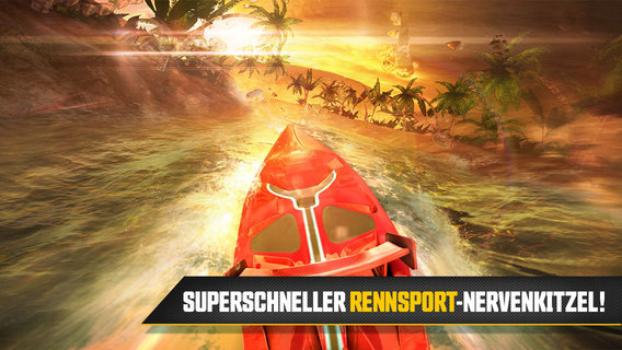 Screenshot 2 Driver Speedboat Paradise – The Real Arcade Racing Experience