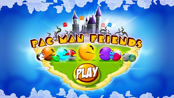 Screenshot 1 PAC-MAN Friends