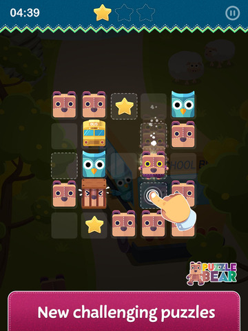 Screenshot 2 Puzzle Bear