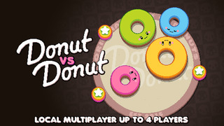 Donut vs Donut iOS Screenshots