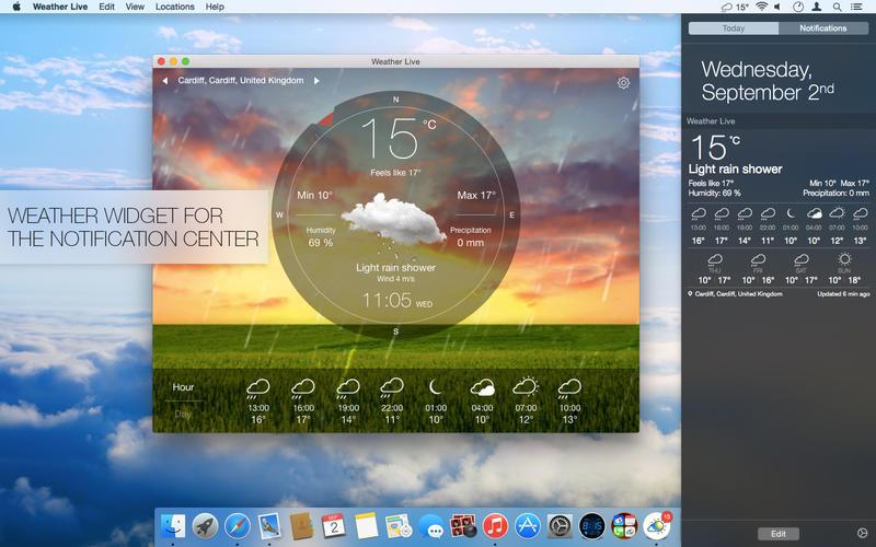 Weather Live Screenshot - 2