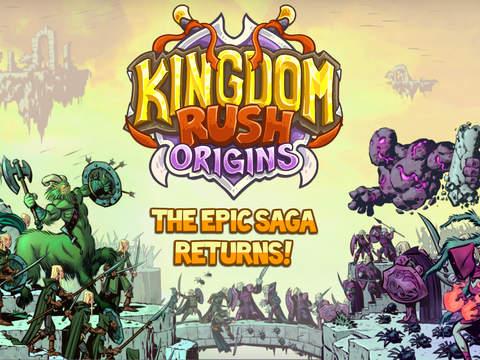 Kingdom Rush Origins HD iOS Screenshots
