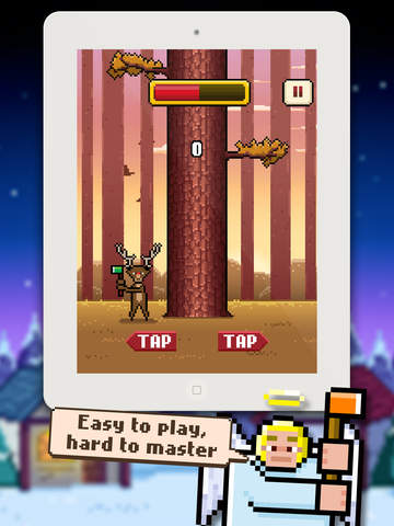Screenshot 4 Timberman