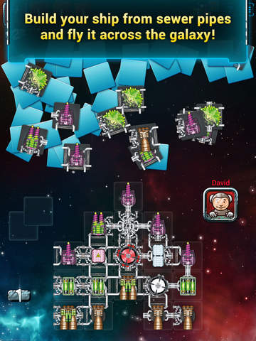 Galaxy Trucker iOS Screenshots