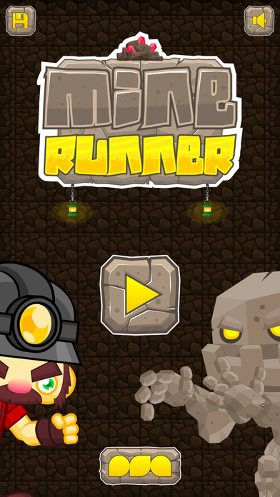 Mine Runner Screenshot