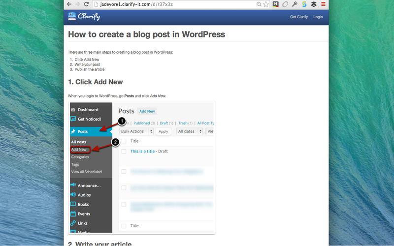 Clarify Screenshot - 4