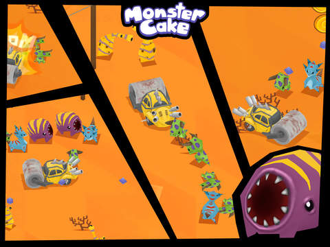 Monster Cake iOS