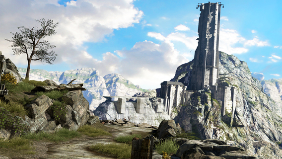 Screenshot 3 Infinity Blade II