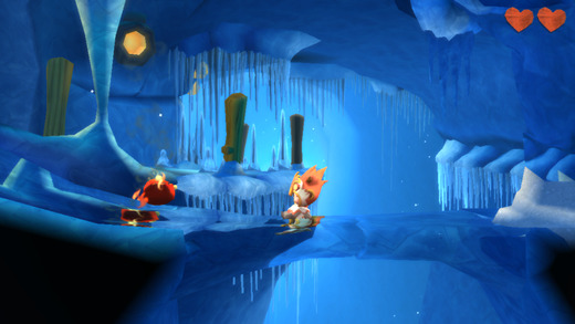 LostWinds2: Winter of the Melodias Screenshot