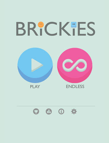 Brickies iOS Screenshots