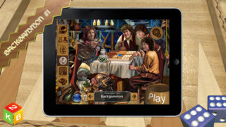 Backgammon Masters iOS Screenshots