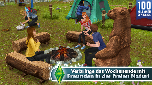 Die Sims™ FreePlay iPhone iPad