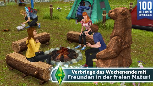 Die Sims™ FreePlay iPhone iPad