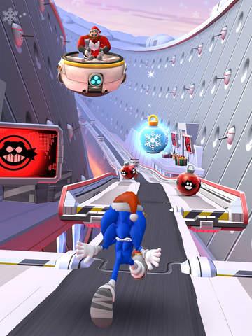 Sonic Dash 2: Sonic Boom iOS