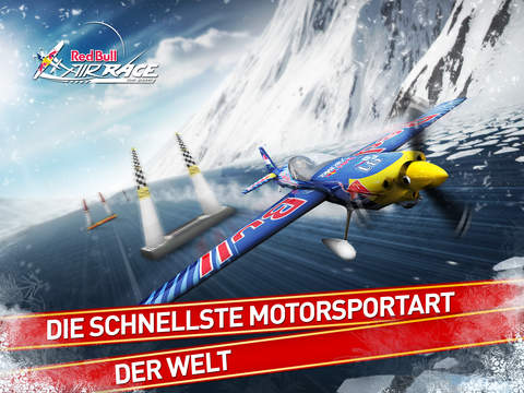 Red Bull Air Race The Game iOS Screenshots