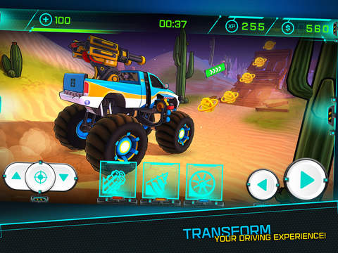 Trucksform iOS Screenshots