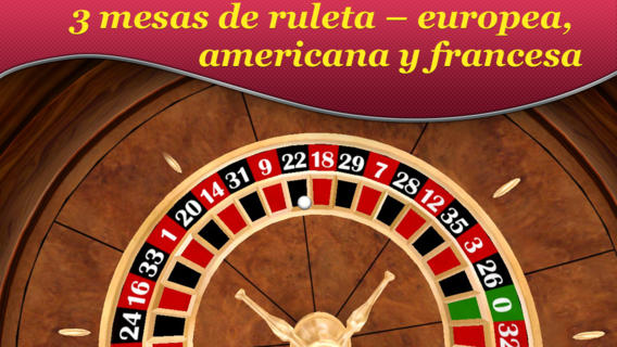 Ruleta 3D Screenshot