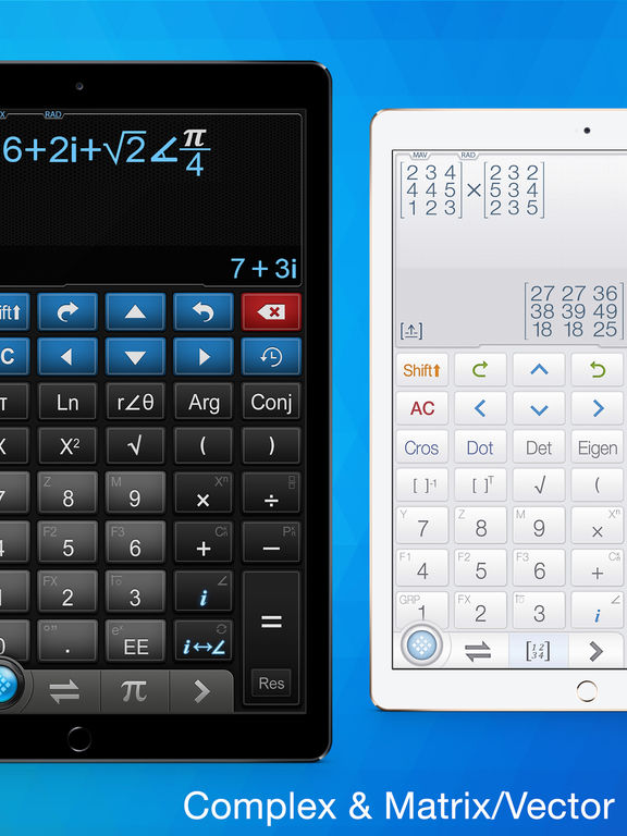 Calculator ∞ Screenshot