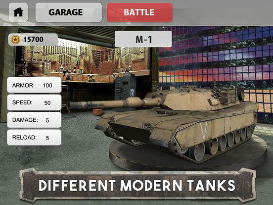 Tank Battle: Army Warfare 3D Full - Join the war battle in armored tank! Screenshots