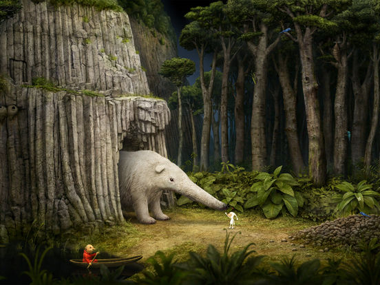 Samorost 3 iOS Screenshots