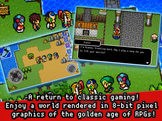 [Premium] RPG Dragon Sinker Screenshots