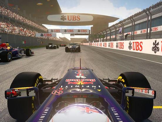 Screenshot 1 T1 Race Masters