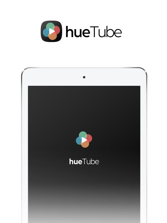 hueTube - Philips hue Ambilight for YouTube Screenshot