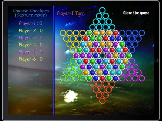 Chinese Checker (Capture Mode) Screenshots