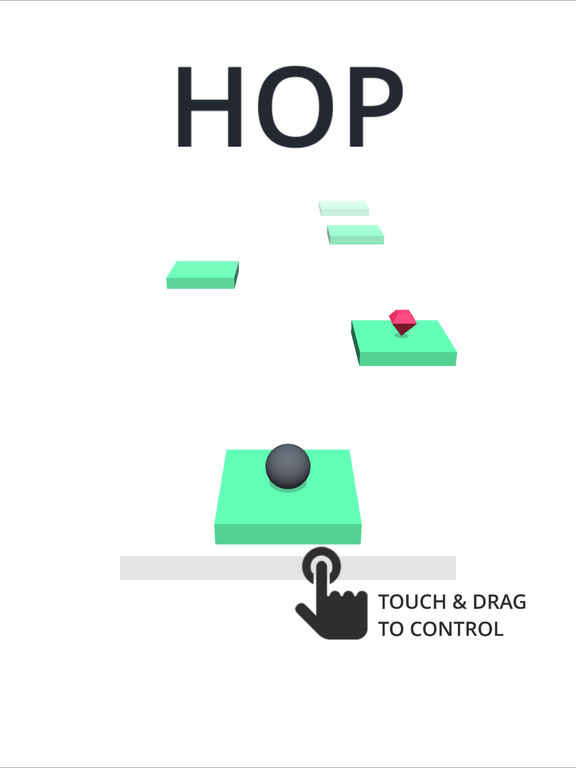 Hop iOS Screenshots