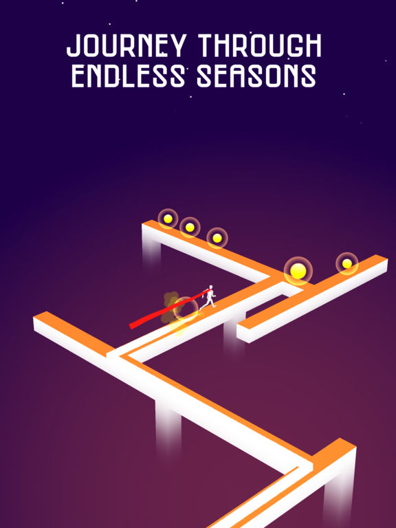Crooked Path: Infinity Run iPhone iPad