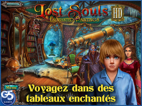 Screenshot Lost Souls: Le Portrait Ensorcelé HD (Full)