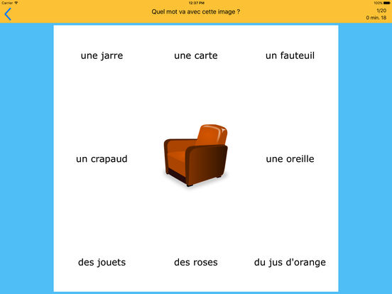 LireEcouterVoir iPad