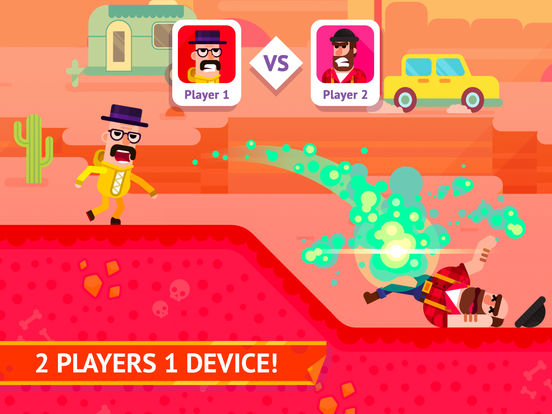 Screenshot 4 Bowmasters - Multiplayer Game