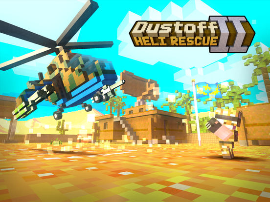 Dustoff Heli Rescue 2 iOS Screenshots