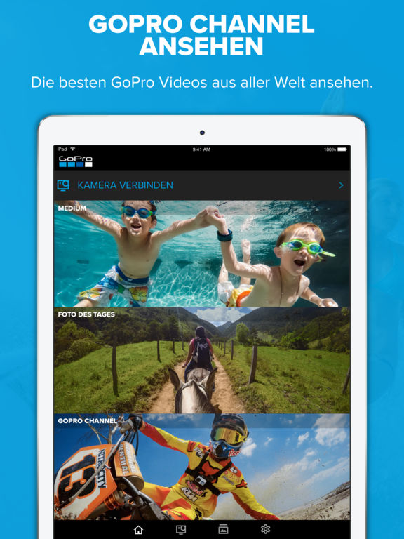 Capture - Control Your GoPro Camera - Share Video Screenshot