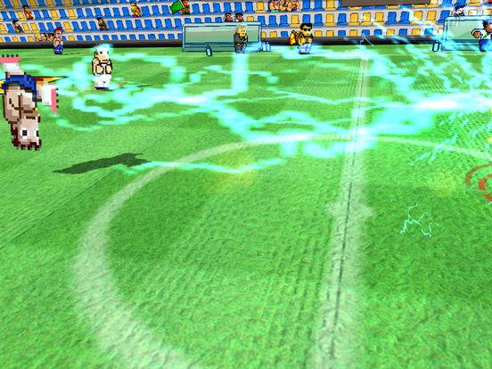 Worldy Cup - Super power soccer Screenshots