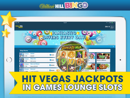 william hill online slots  app