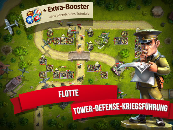Toy Defense 2: Classic Tower Defense Strategy Game Screenshot