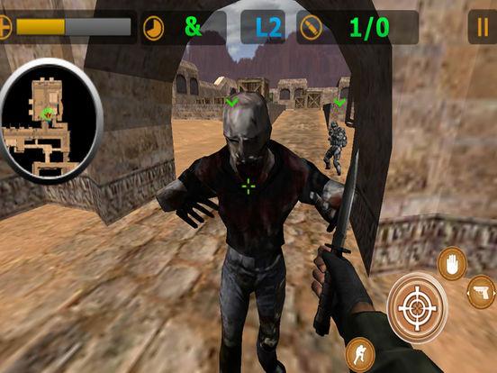 Critical Strike CS GO:Sniper Shooter Screenshot
