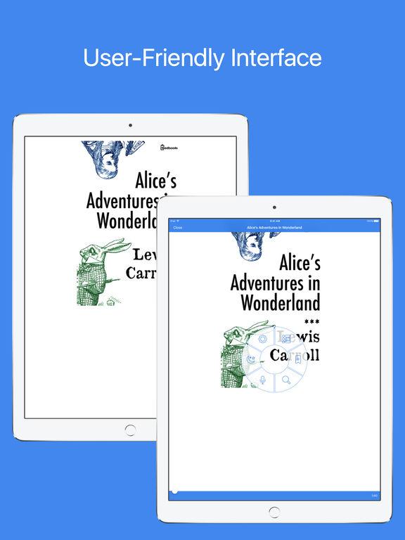 TotalReader - The BEST eBook reader Screenshot