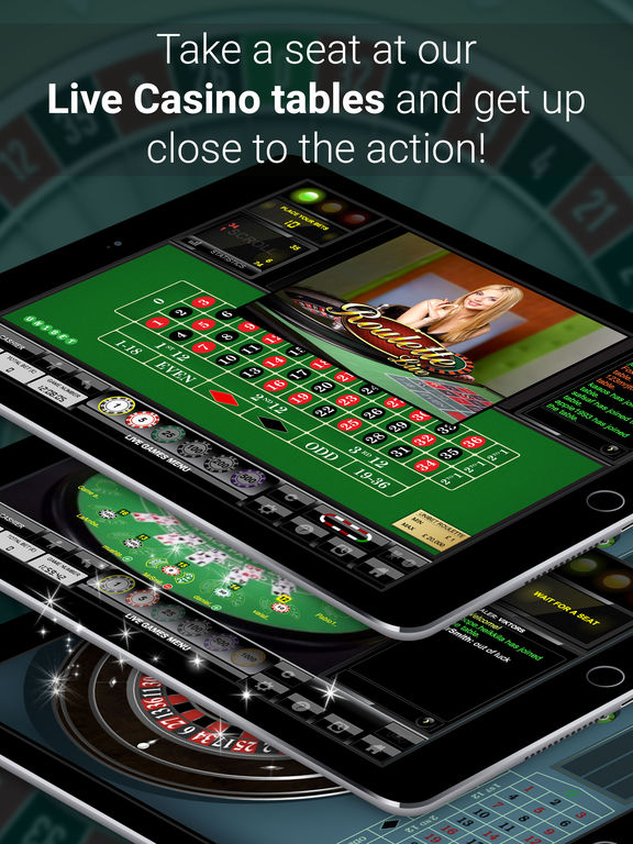 online roulette for ipad