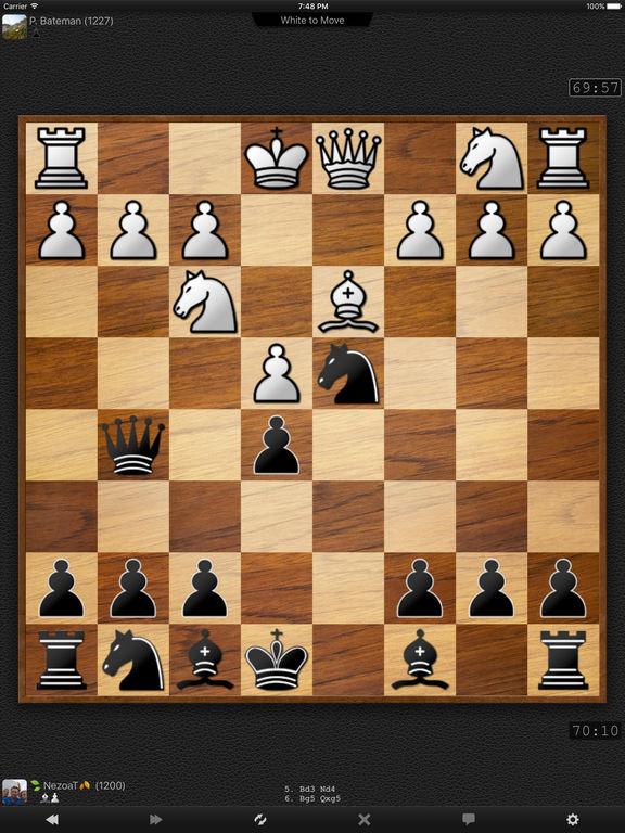 Schach - Social Chess Screenshot