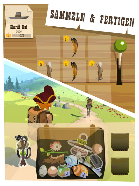 The Trail iOS