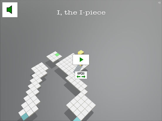I, the I-piece iOS Screenshots