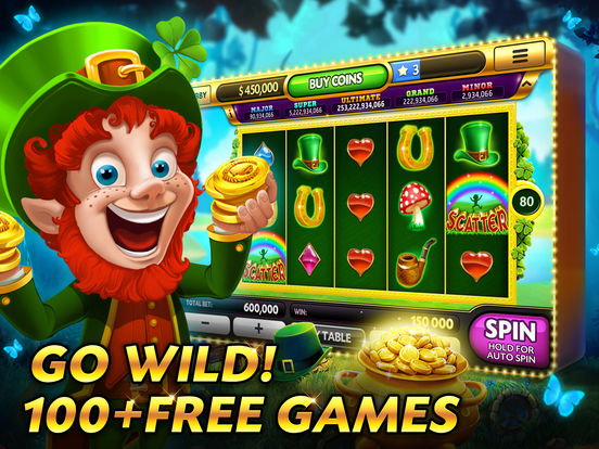 free slot machine ipad games