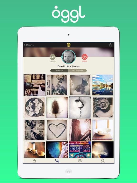 Oggl Screenshot