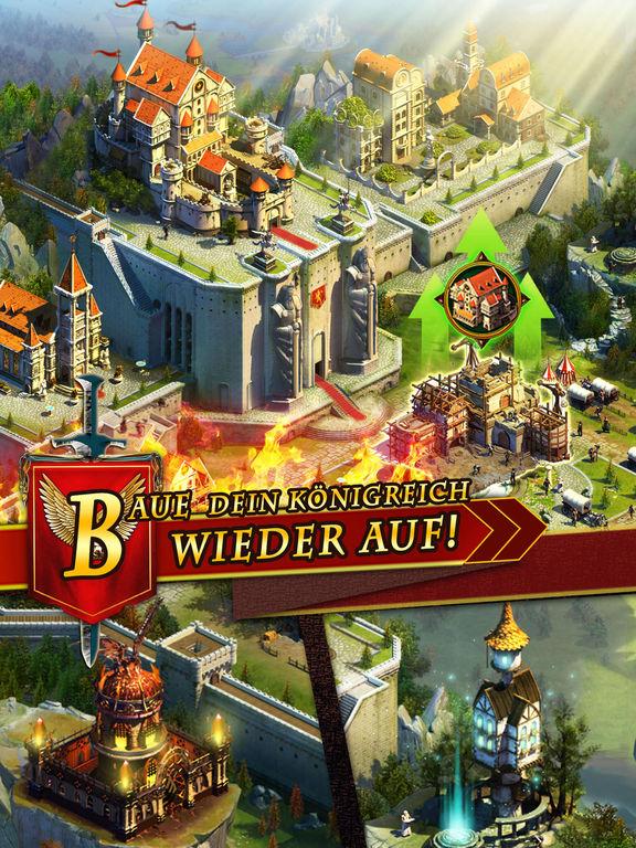 King's Empire (Deluxe) Screenshot
